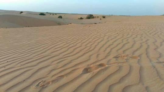 Desierto de Lompoul