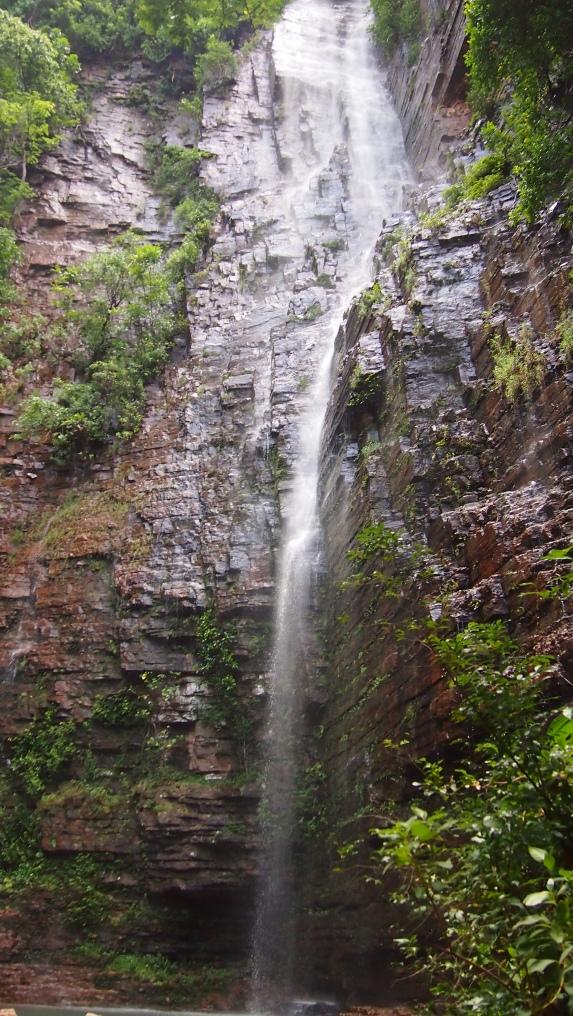 Cascada Dindefelo