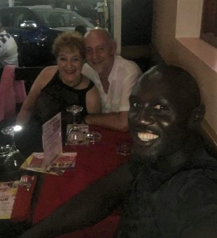 Cumpleaños en Senegal