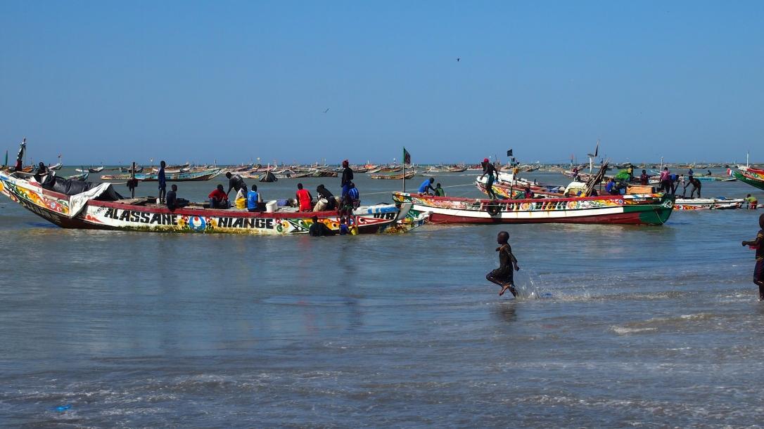 Puerto de Mbour
