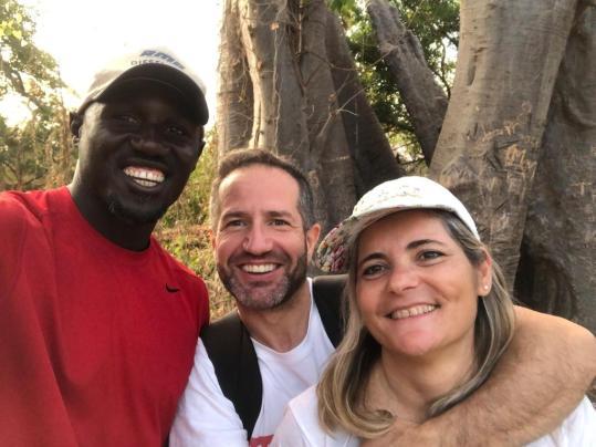 Viaje con Cristina y Francesco2